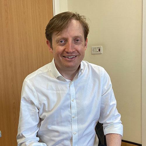 Dr Jonathan Burrows